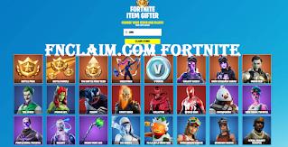 Fnclaim free claim items fortnite from fnclaim.com