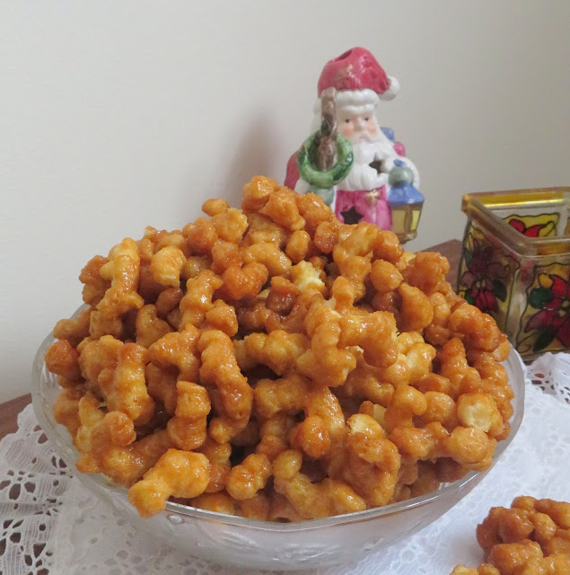 Old Dutch Caramel Corn