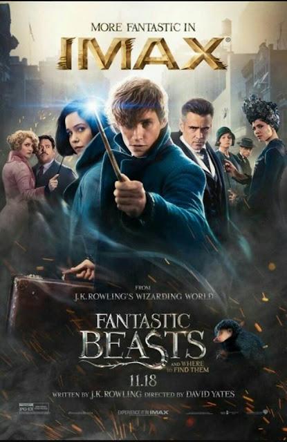 الجزء الثاني من سلسلة أفلام Fantastic Beasts .