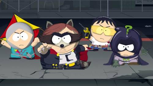 Jogos mais esperados de 2017 para PlayStation 4: South Park the Fractured but Whole