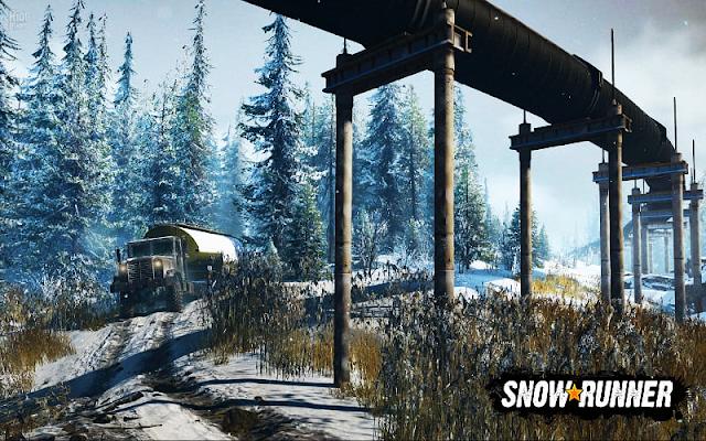 تحميل لعبة snowrunner للكمبيوتر تورنت