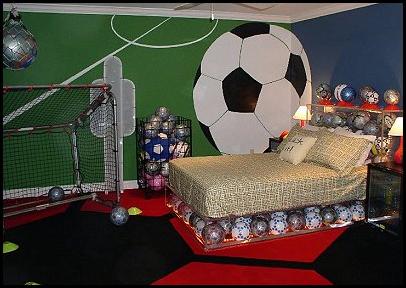 Jordan Room Ideas