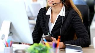 Telephone Operator / Switchboard Operator / Qualified Secretary