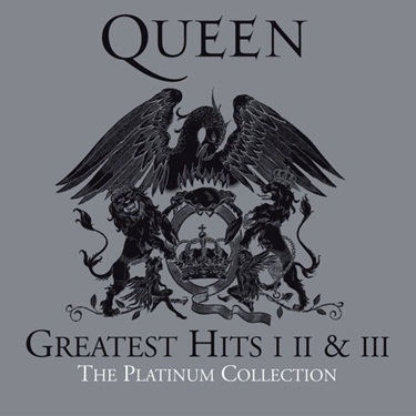 Queen – The Platinum Collection (2011 Remaster) (2000) CD Completo