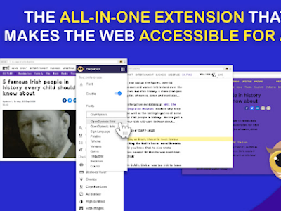 A Powerful Accessibility and Dyslexia Tool to Use with Your Students
