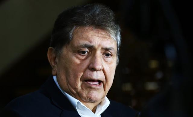 Spinola confirma simulación de pago a Alan García por conferencia