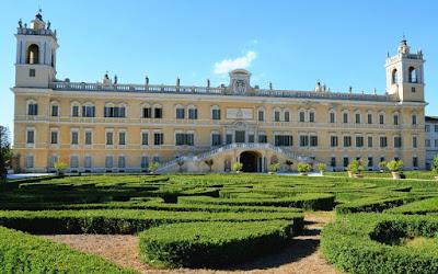 Cosa visitare in provincia di Parma - La Reggia di Colorno - Gite e vacanze in Emilia