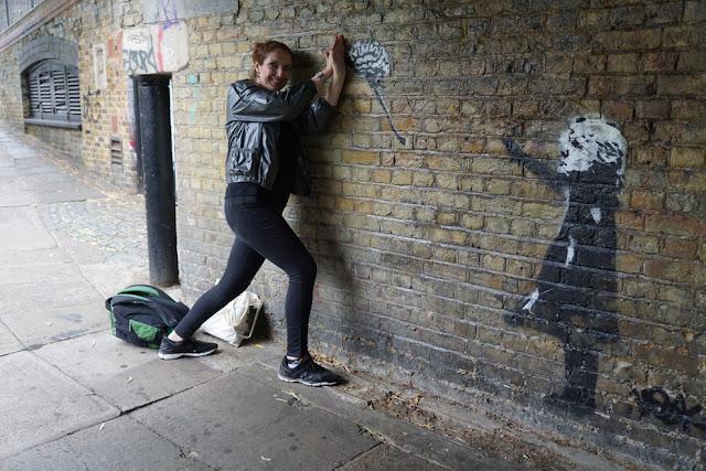 Banksy em Camden Town