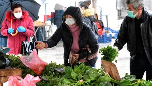 Η λίστα των παραγωγών που θα δραστηριοποιηθούν στη λαϊκή αγορά Ναυπλίου την Μ.Τετάρτη 28/4