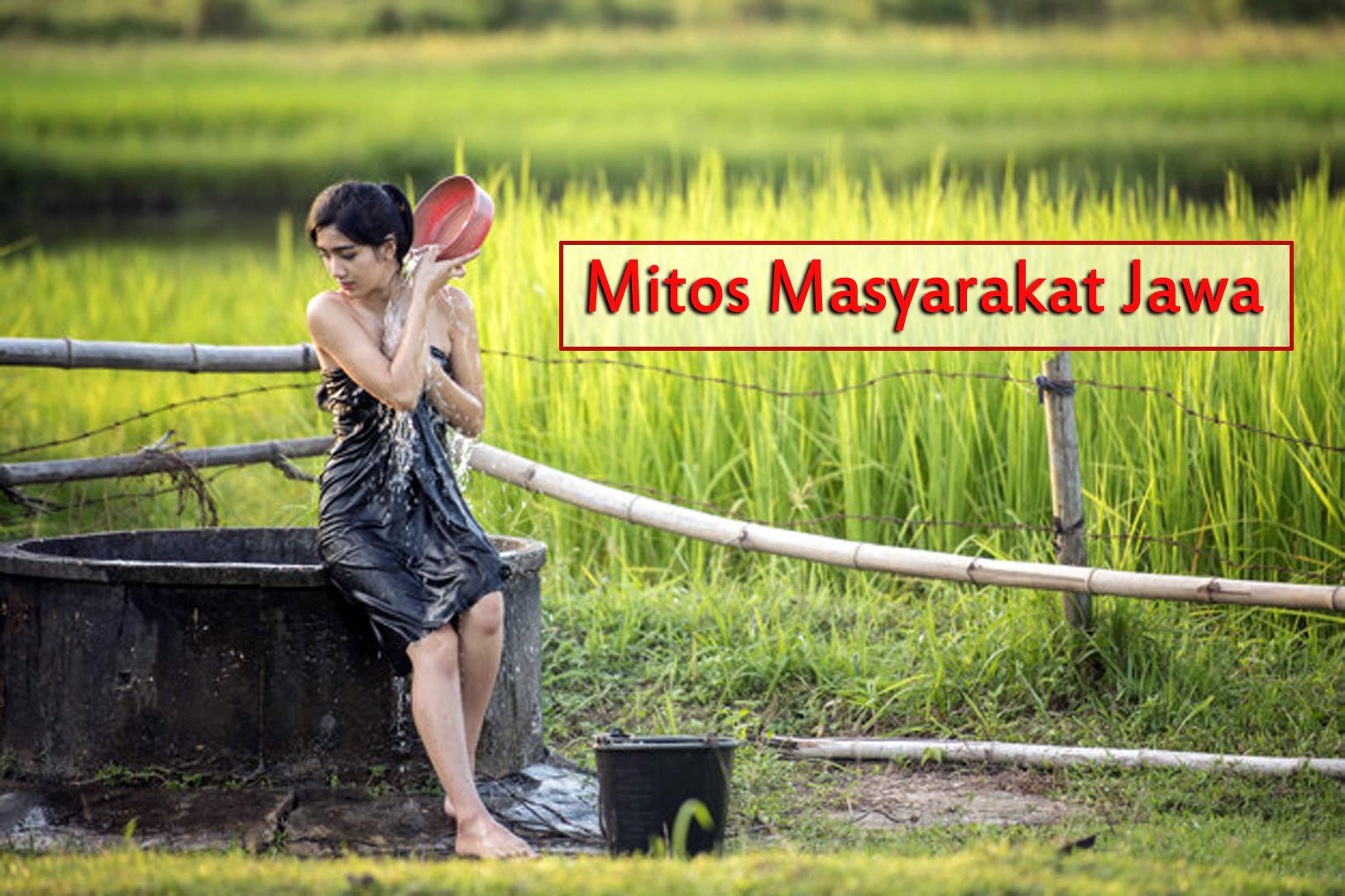 Mitos Masyarakat Jawa