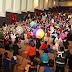 Niños de los Centros de Bienestar Infantil disfrutan obra de teatro