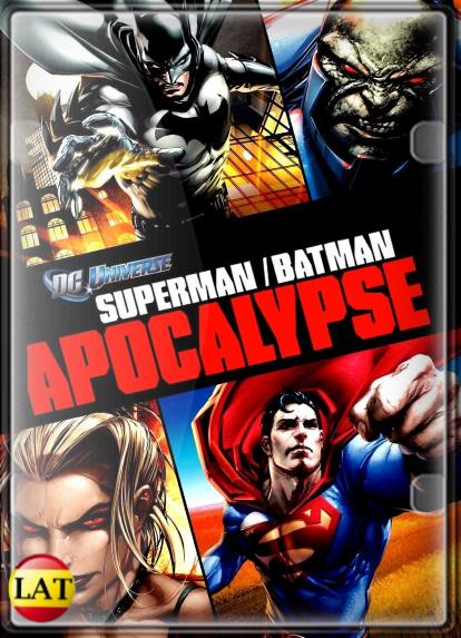 Superman/Batman: Apocalipsis (2010) DVDRIP LATINO