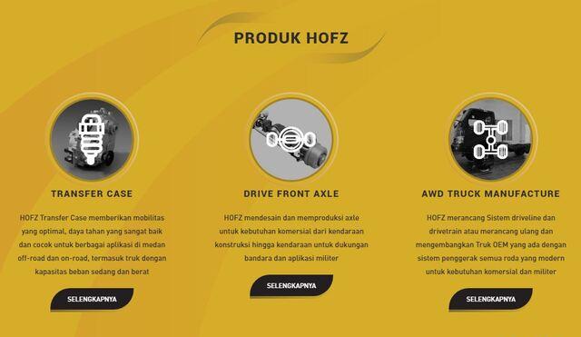 Lowongan Kerja PT Hofz Indonesia