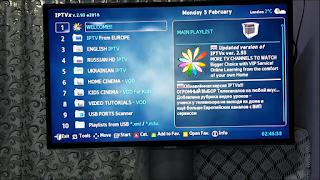 Smart tv - İPTVXX Uygulama Yükleme / USB ile Bilgisayardan Yükle