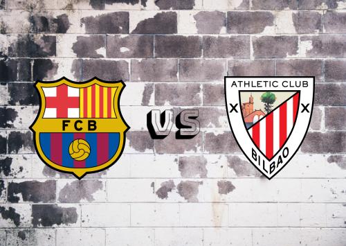 Barcelona vs Athletic Club  Resumen y Partido Completo