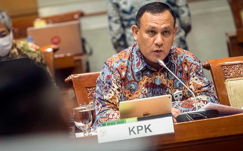 SP3 Sjamsul Nursalim Tuai Beragam Kritik, Ketua KPK Buka Suara