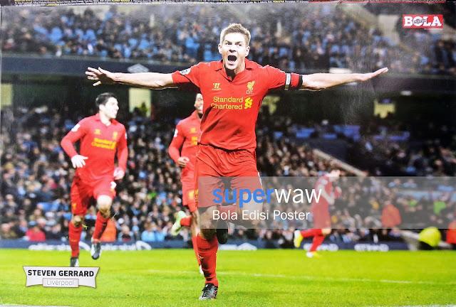Steven Gerrard (Liverpool 2012)