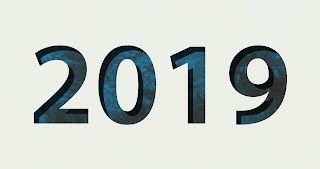 2019 number text images new year