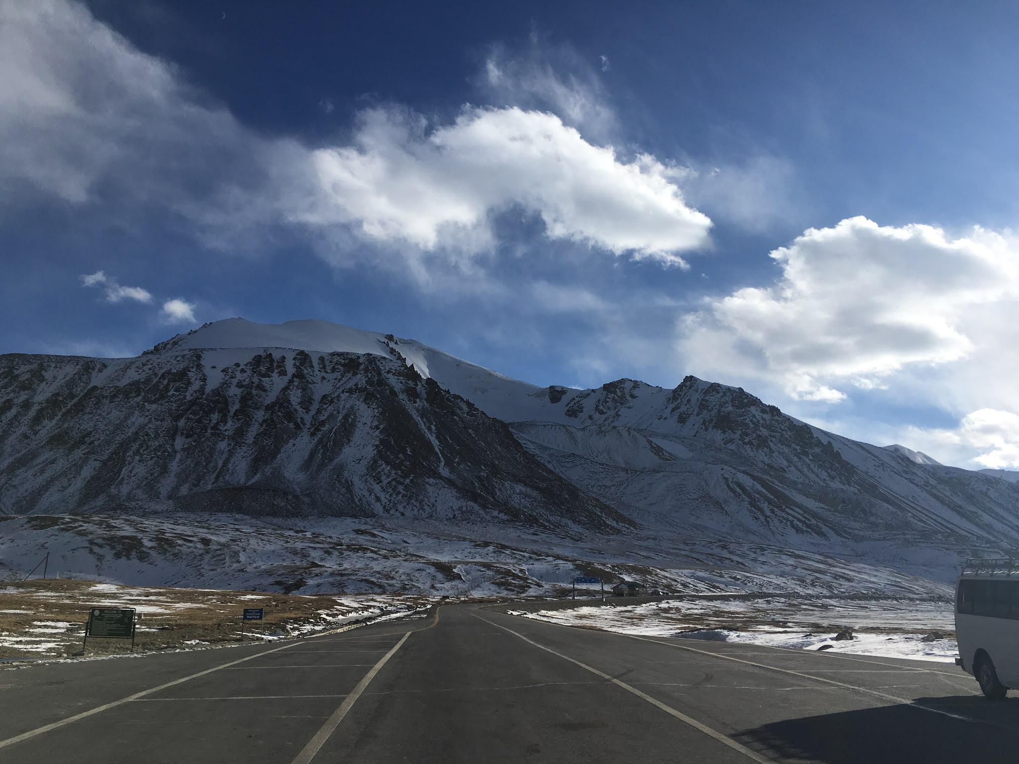 Khunjerab Border