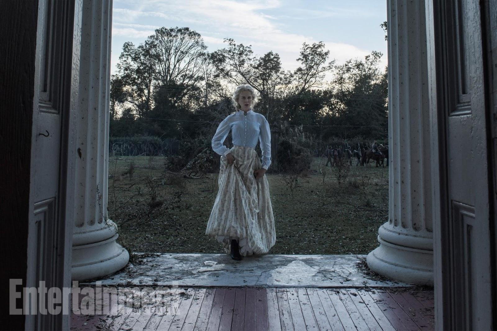 LA SEDUCCIÓN, Sofía Coppola - Nicole Kidman