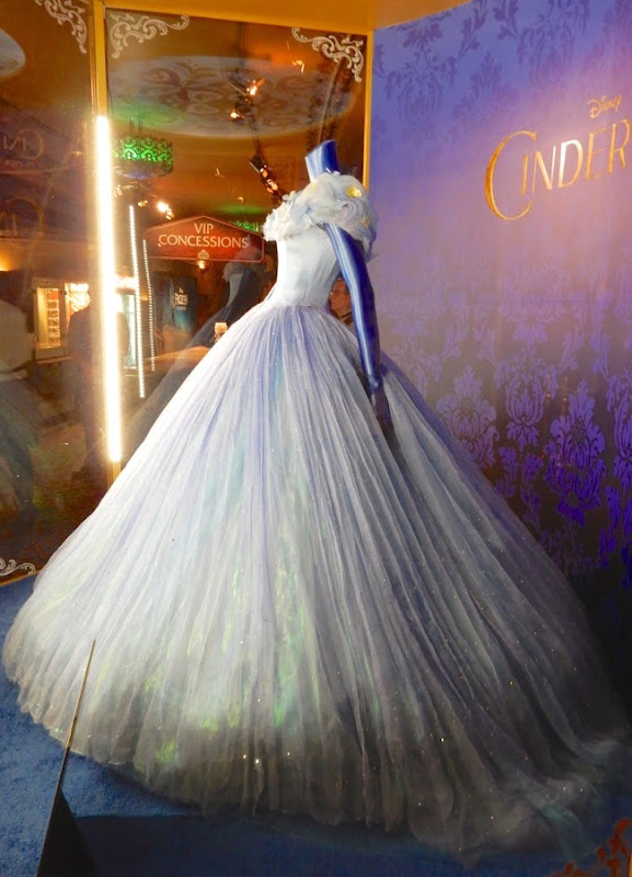 Disney Cinderella movie ball gown