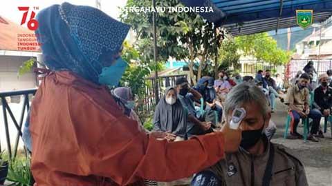 Dinkes Padang Panjang Terus Layani Vaksinasi