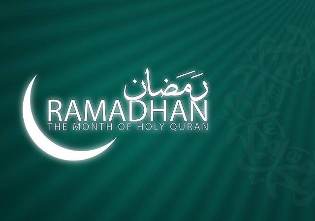 Ucapan Selamat Datang Bulan Ramadhan