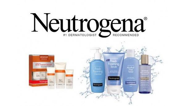 Thông tin về hãng Neutrogena