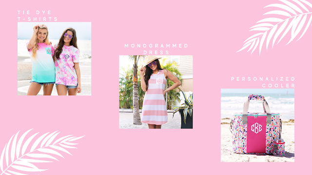 Spring/Summer New Arrivals at Marleylilly.com - Monogrammed Gifts