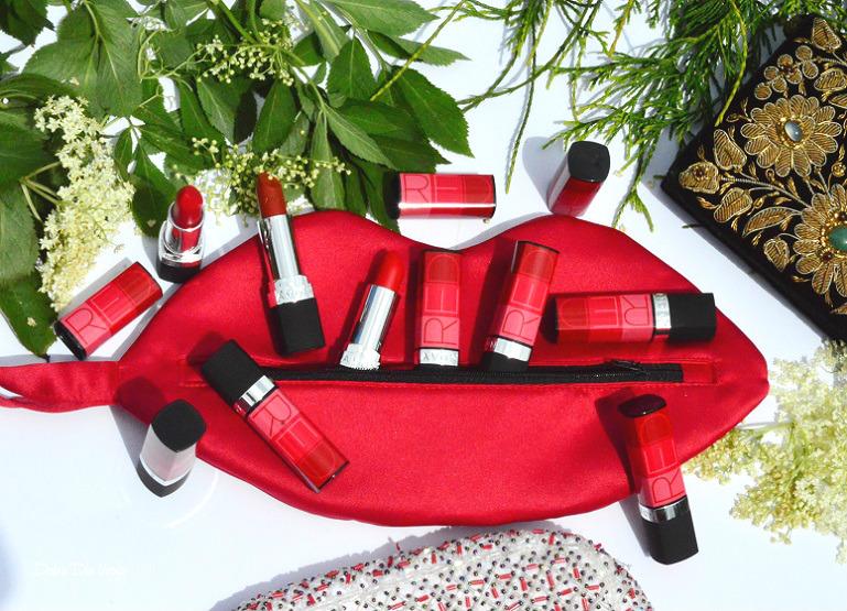 Matowa czerwień Avon True Color - matowe szminki