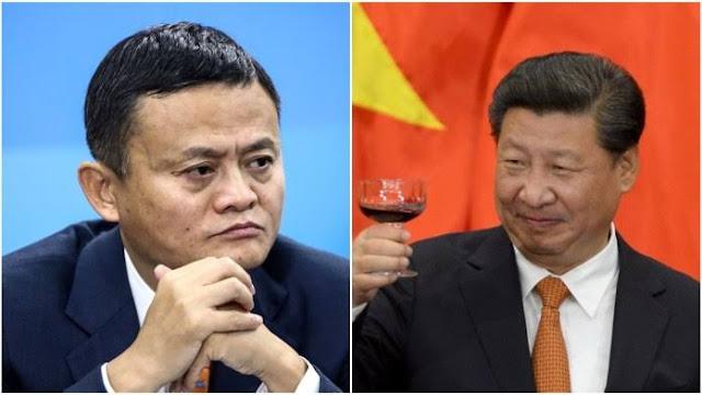 Jack Ma Menghilang Setelah Kritik Pemerintah China