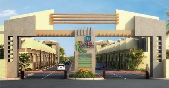 Sale Bungalow in KN Gohar Green City, Karachi, Call 0331-3412858