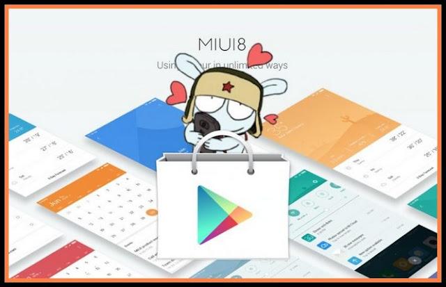 Cara Membuat Akun Google Play Store di HP Android Xiaomi Redmi