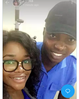 Meet Jude, A Nigerian Security Guard Recently Inducted As A Chartered Accountant