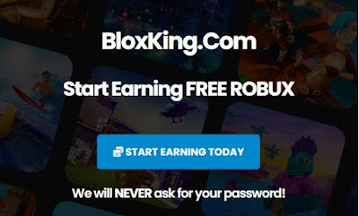 Bloxking    How To Get Free Robux On Bloxking com