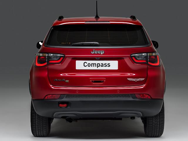 Novo Jeep Compass 2020 Híbrido