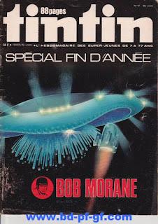 spécial fin d'année avec Bob Morane