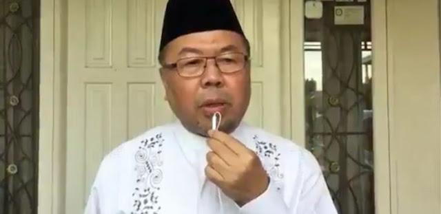 Reuni 212, Guru Besar IPB Ceramah Kebangkitan Islam