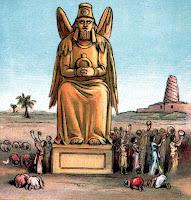 Nebuchadnezzar's Image - Clipart.christiansunite.com