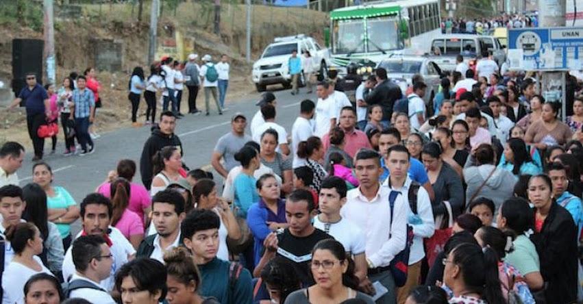 Resultados UNAN 2019 (Viernes 22 Marzo) Aspirantes Clasificados - Managua - Ingreso - Universidad Nacional Autónoma de Nicaragua - www.unan.edu.ni