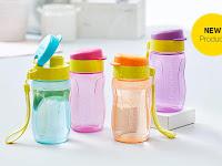Tupperware Eco Bottle 310 mL Botol Minum untuk Hadiah Anak Kecil