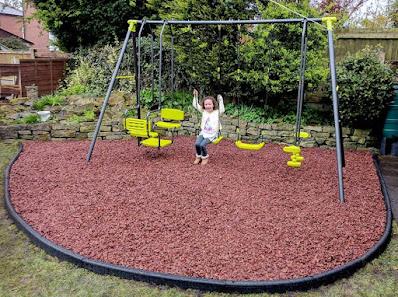 playground bark mulch