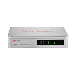 تحديث جديد لجهاز GTMEDIA  V7TT-V7 PRO بتاريخ 2020-09-04