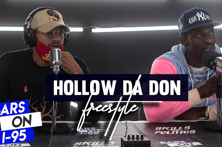 Hollow Da Don Freestyles On Bars On I-95