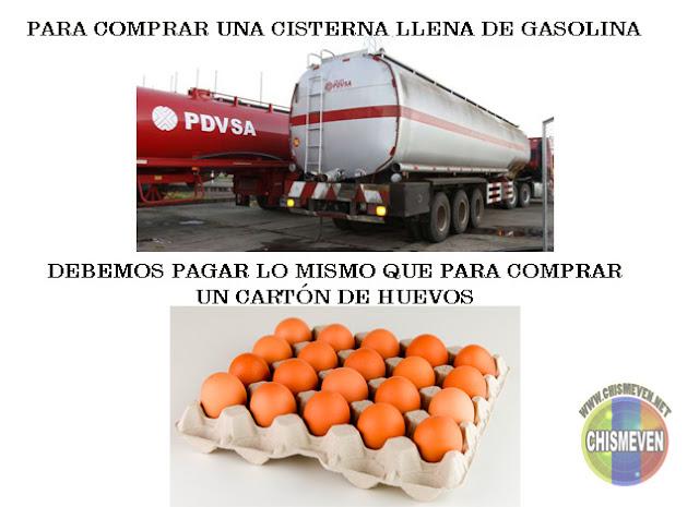 Se vende una cisterna de gasolina en 36.000 bolívares