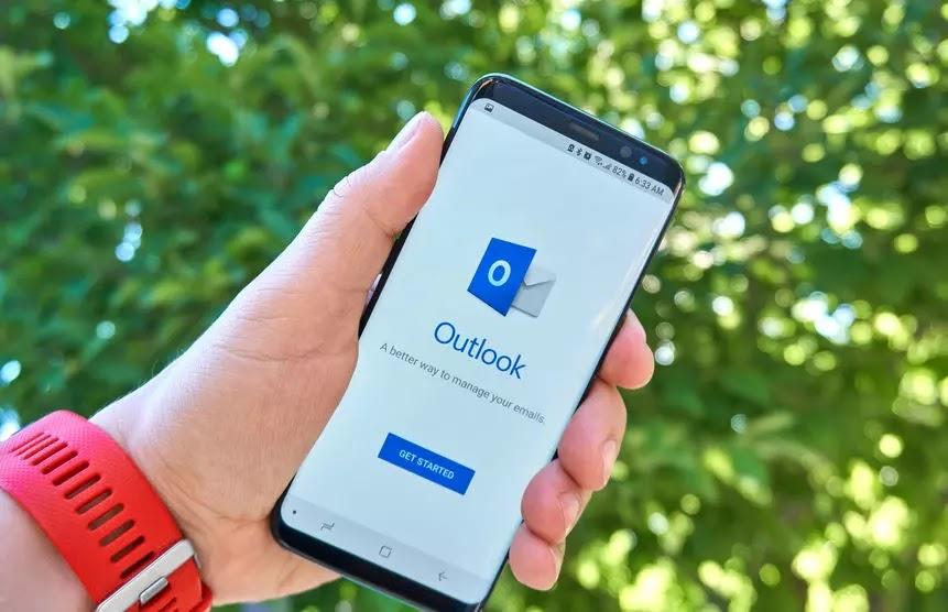 Outlook per Android riceve opzioni di densità per la visualizzazione