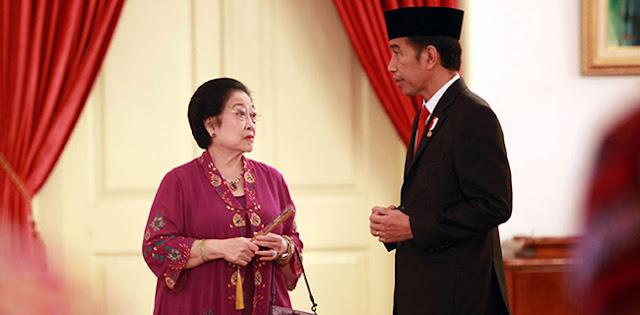 """Jokowi """"Menampar"""" Megawati"""