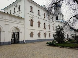 Святогорск. Свято-Успенская лавра. Казначейский корпус