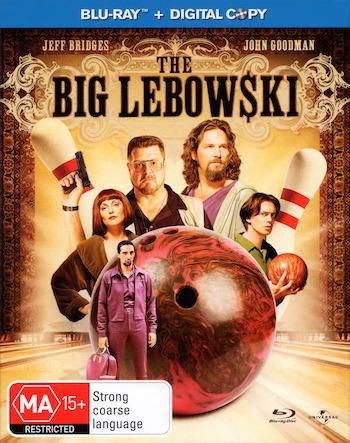 The Big Lebowski 1998 300Mb BRRip 480p Dual Audio Hindi Movie Download
