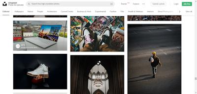 Website Penyedia Gambar Gratis